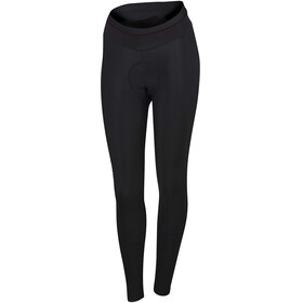 Sportful Luna Thermal fietsbroek Dames zwart